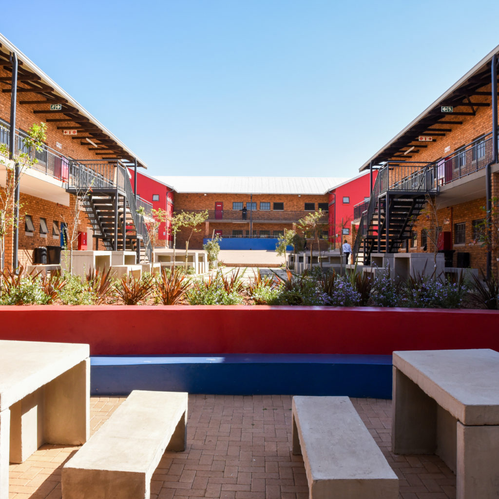 Protea Primary School Garden