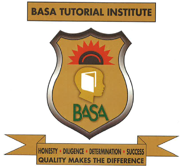 Basa school badge